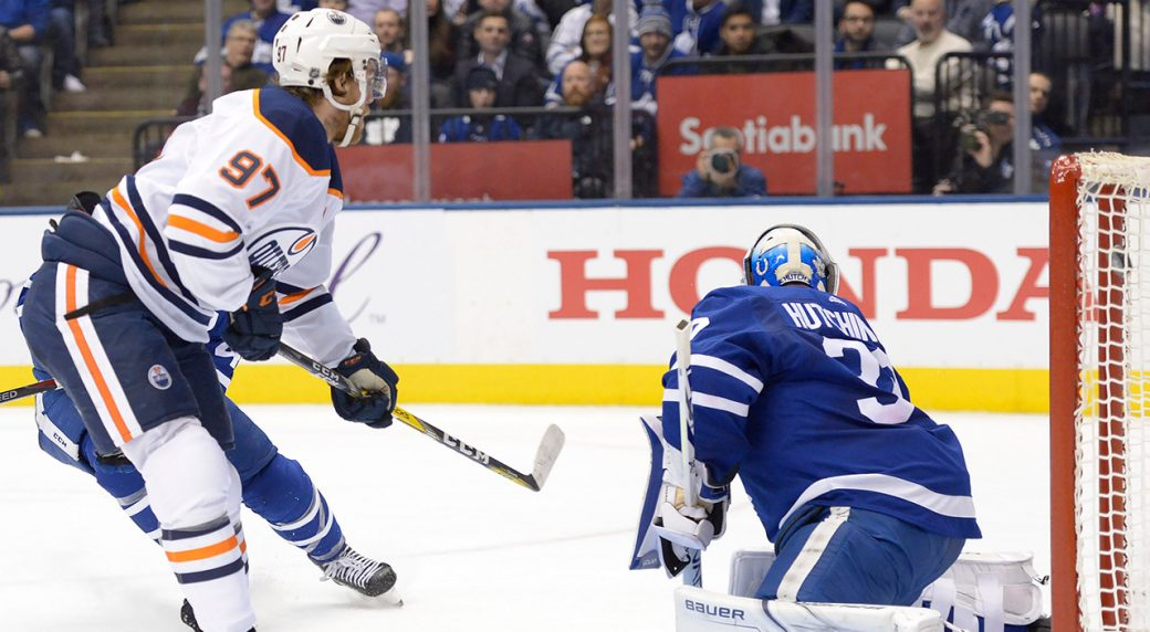 Oilers Gameday: Vs. Maple Leafs