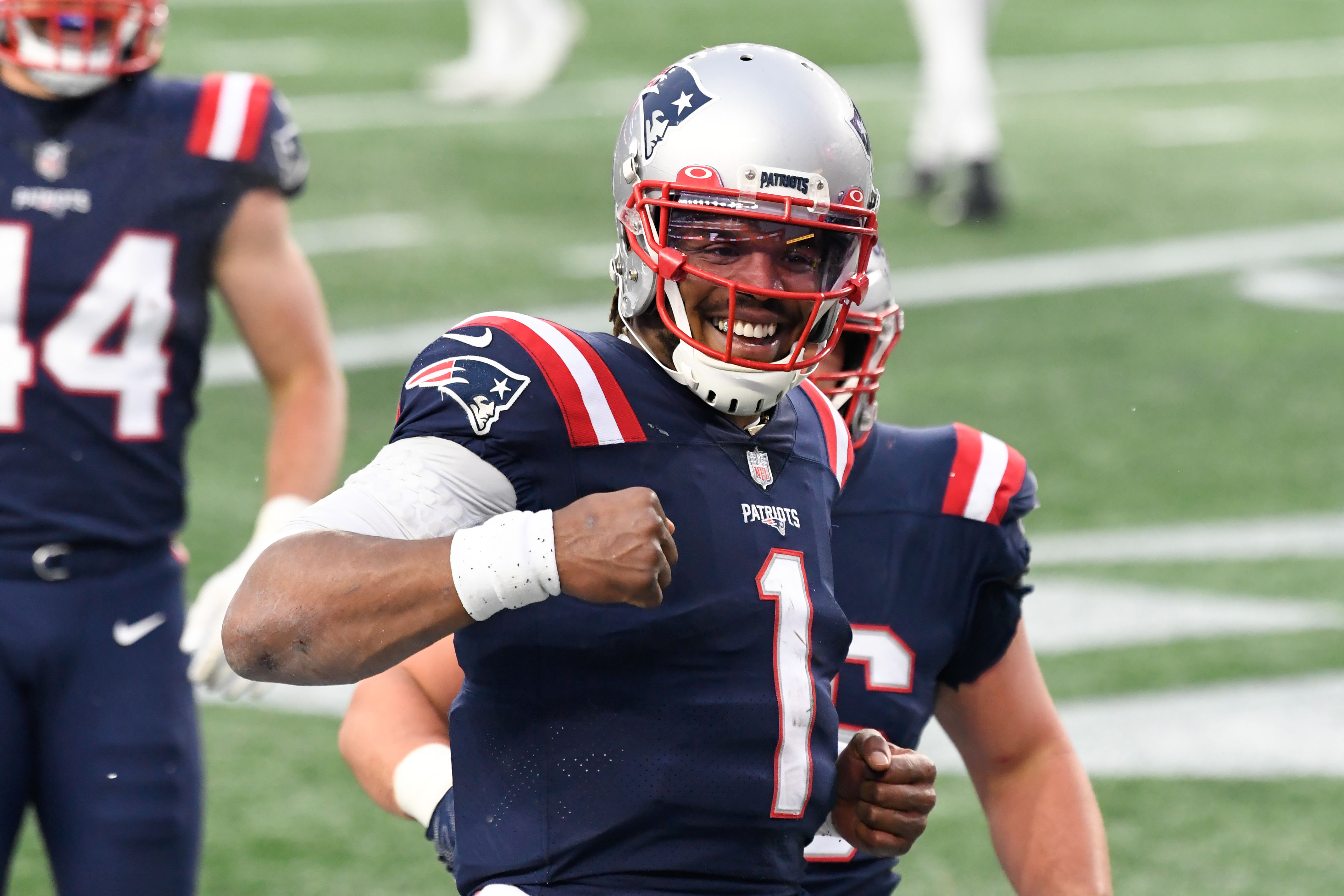 Top five NFL performers from Week 17
