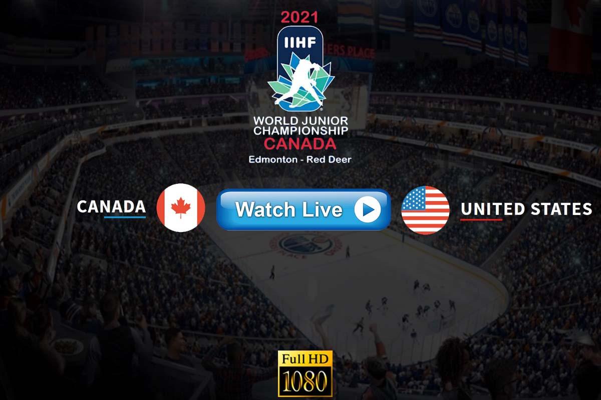 Canada vs USA Live Streaming