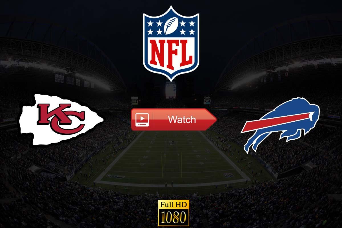 Chiefs vs Bills live stream reddit