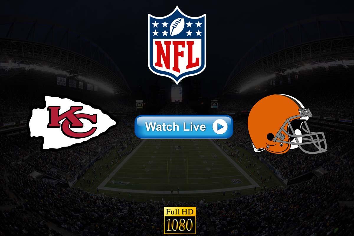 Chiefs vs Browns NFL reddit