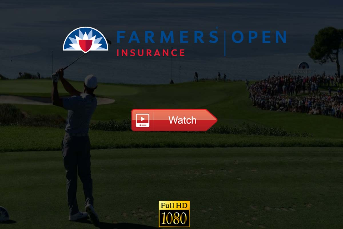 Farmers Insurance Open 2021 live stream reddit