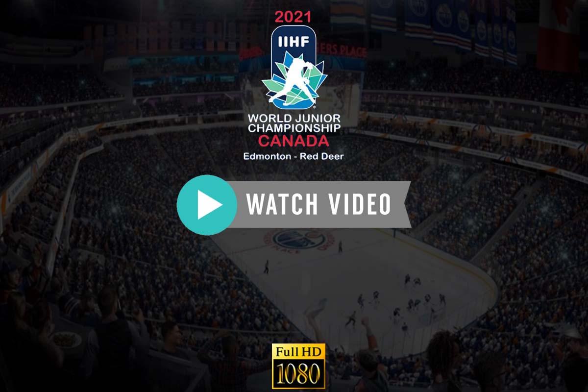 IIHF World Juniors Semifinals live stream