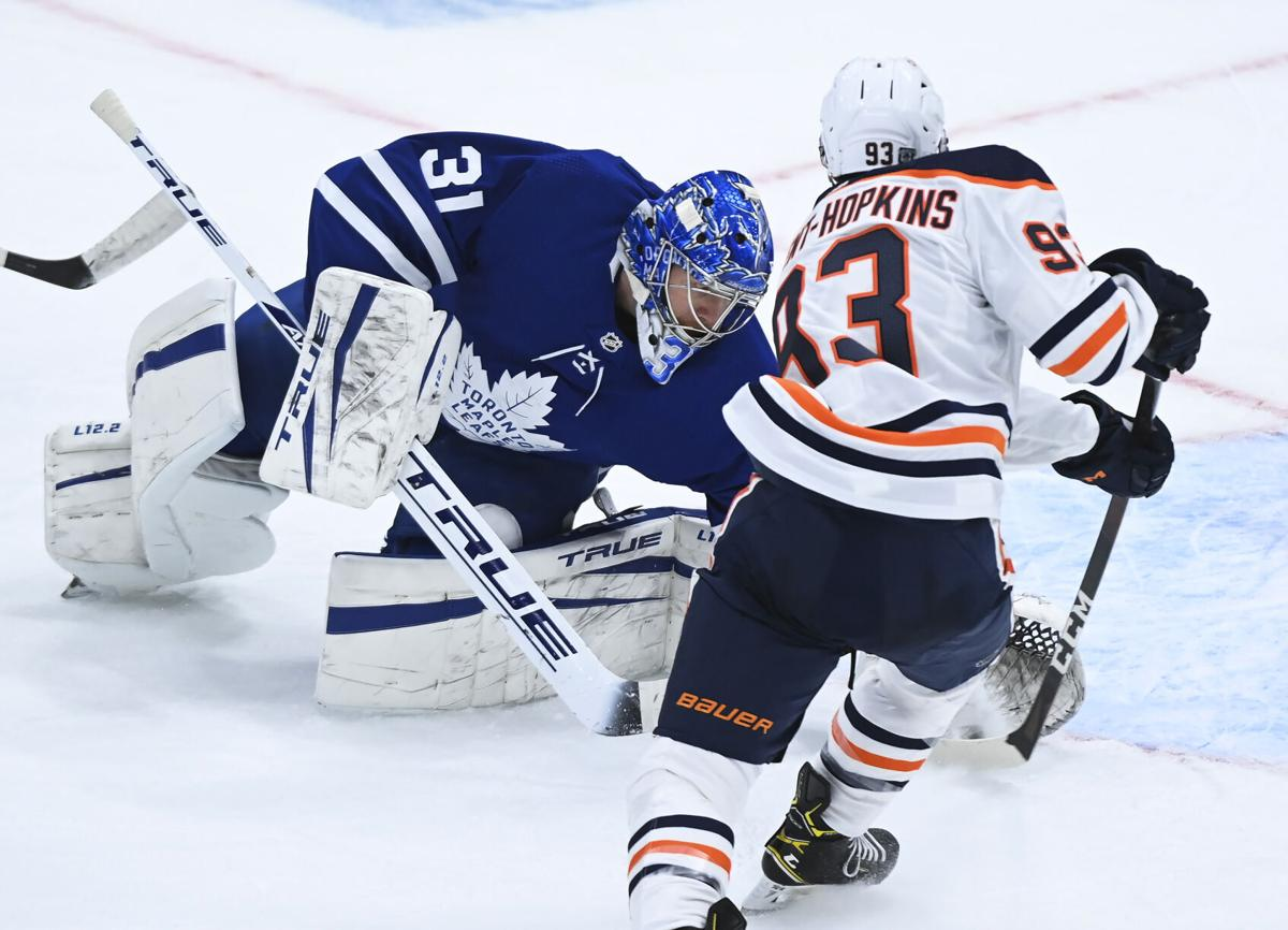 'Boring' Game Results In Solid Effort For Oilers