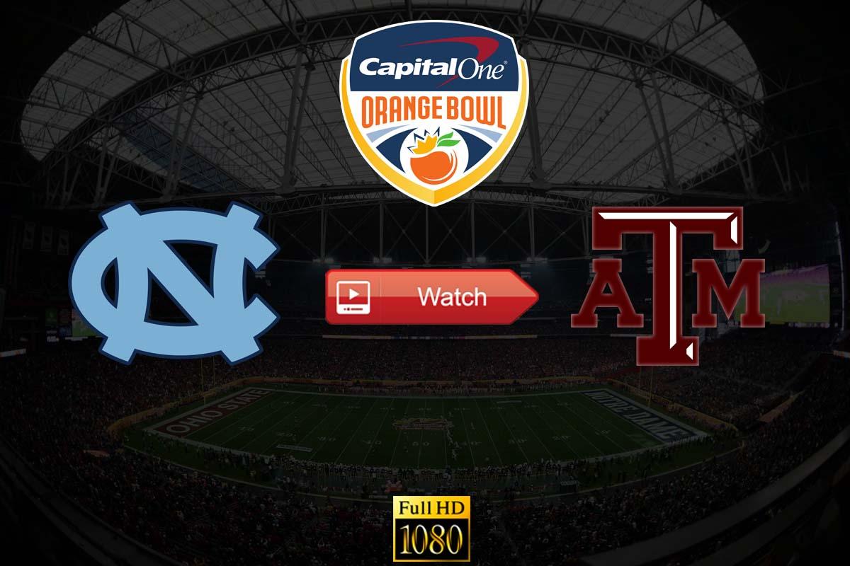 Orange Bowl: UNC vs Texas A&M reddit