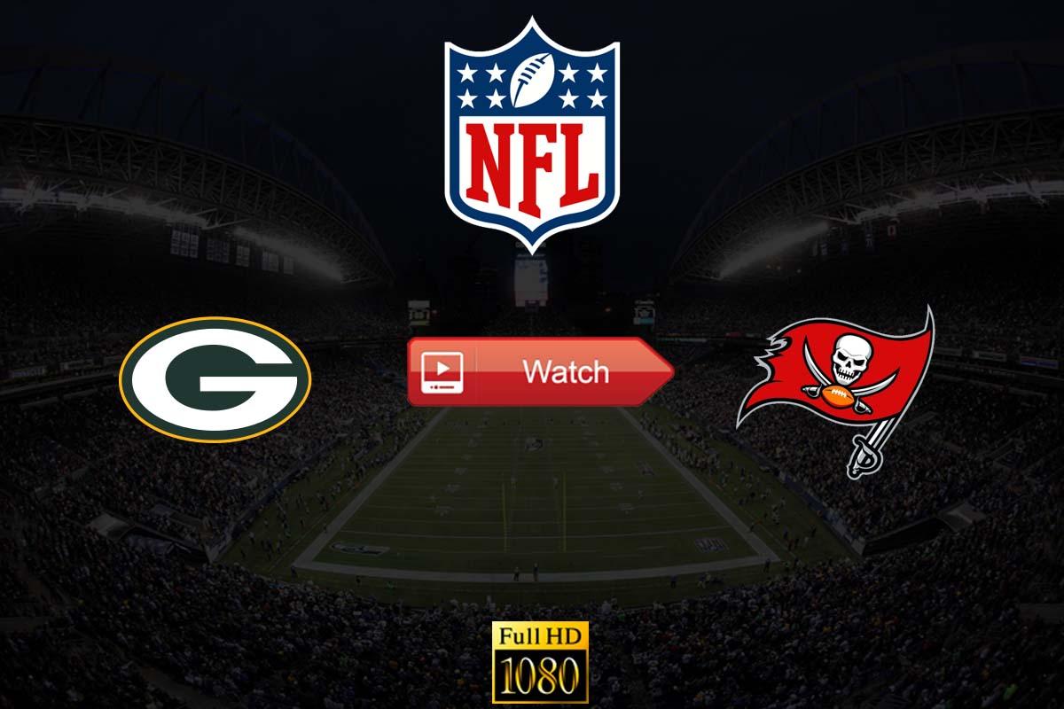 Packers vs Buccaneers live stream reddit