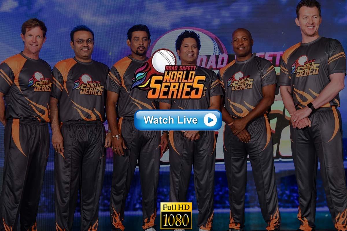Sachin's India Legends vs Bangladesh Legends T20 Cricket Live Streaming Online