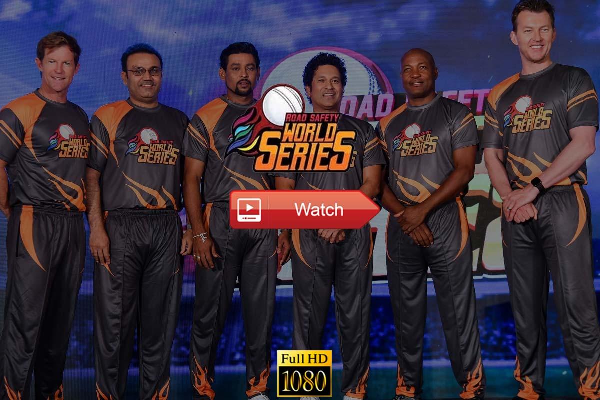 1st T20: India Legends vs Bangladesh Legends T20 Cricket Live Stream Reddit Free
