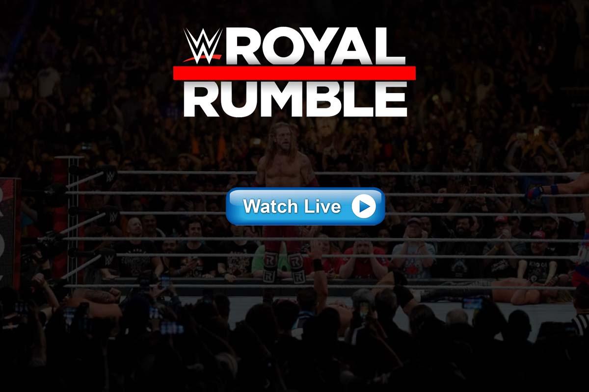Royal Rumble 2021 Reddit