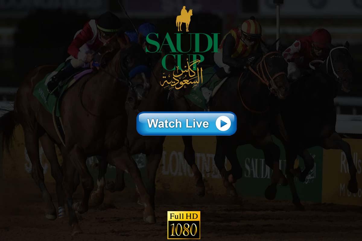 Saudi Cup 2021 live stream