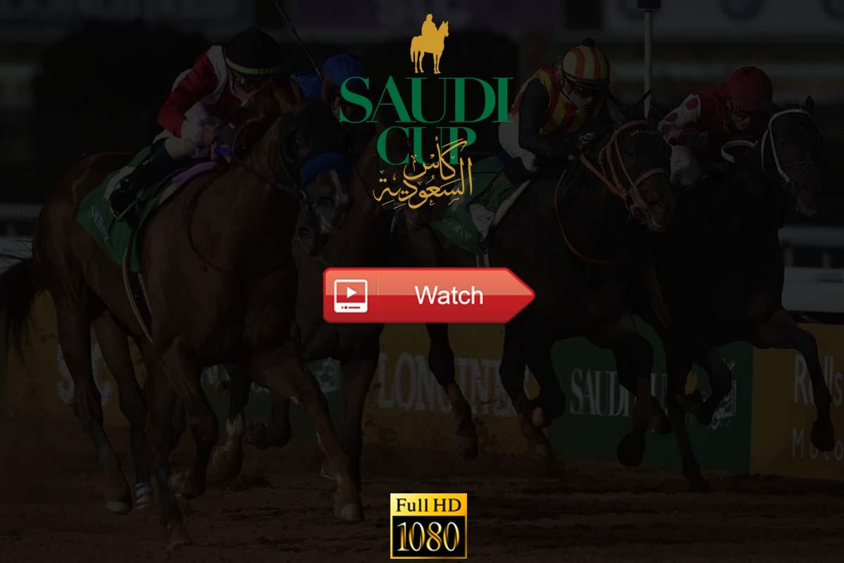 Saudi Cup live stream
