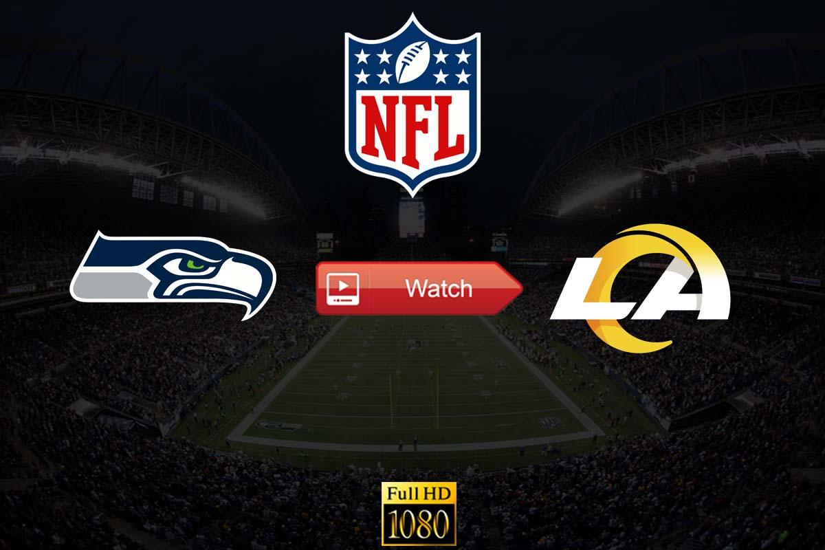 NFL Crackstreams Seahawks vs Rams Live Streaming Reddit: Watch Seattle Seahawks vs. Los Angeles Rams Buffstreams Youtube TV, Time, Date, Venue and Schedule