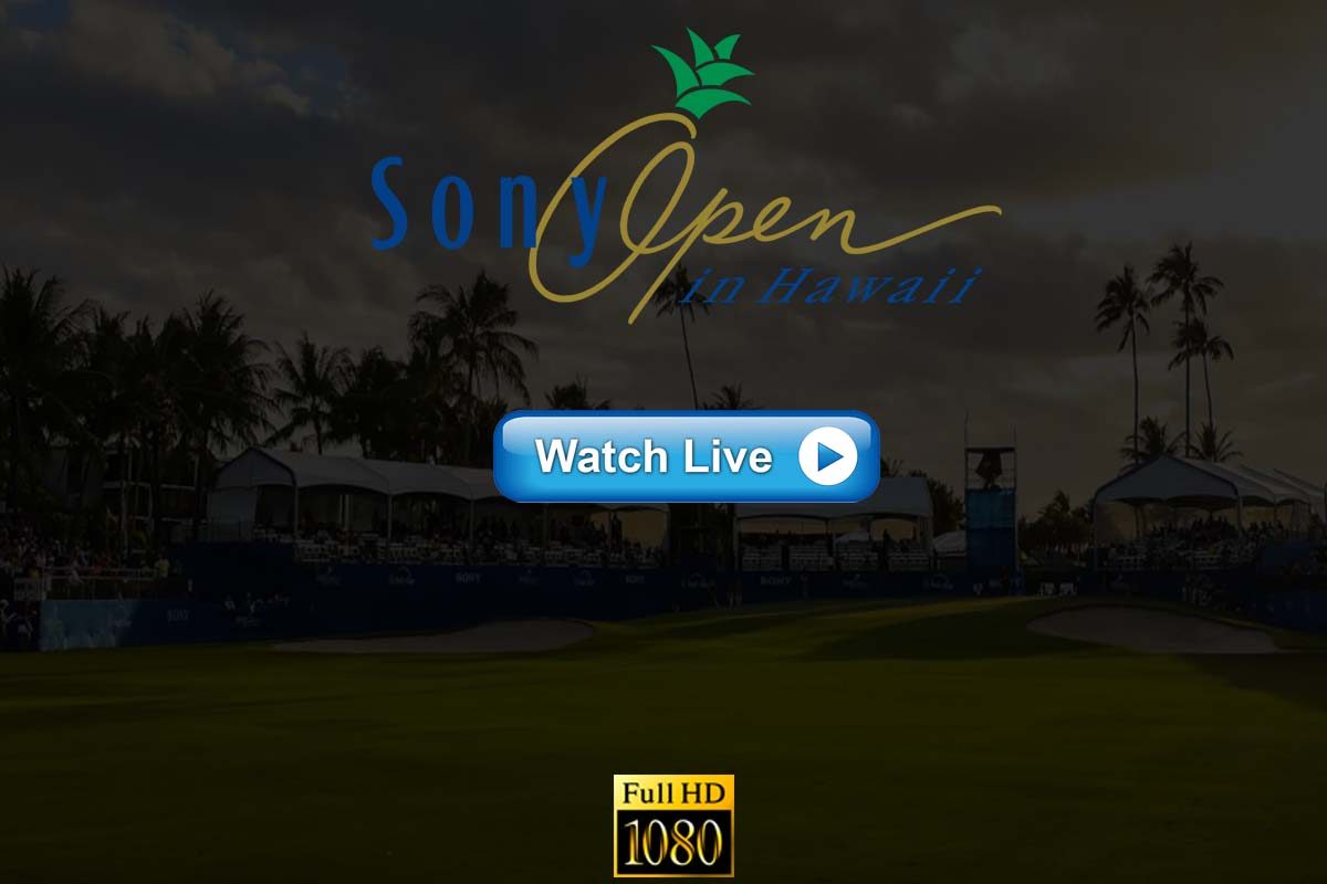 Crackstreams PGA Golf Sony Open in Hawaii 2021 Live Streaming Reddit – Watch Sony Open Golf Online, TV Guide, Tee Times, and Updates   The Sports Daily