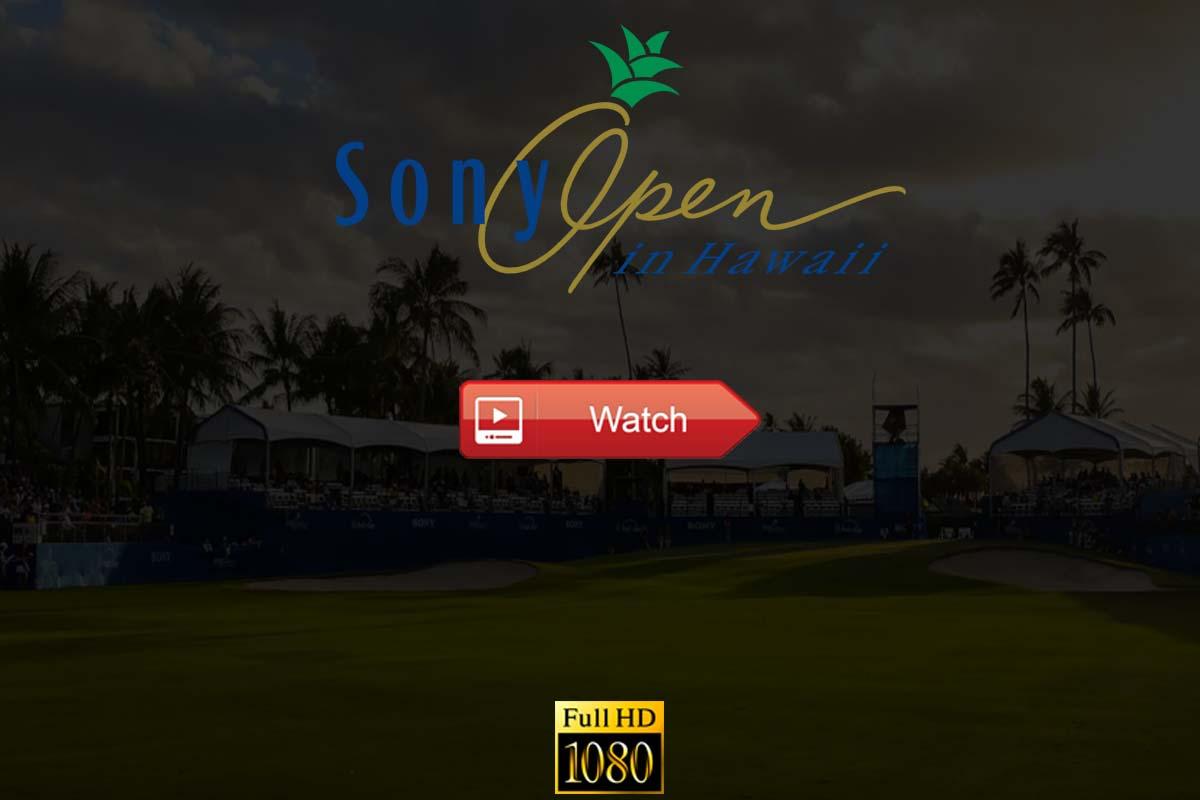 Sony Open in Hawaii Reddit