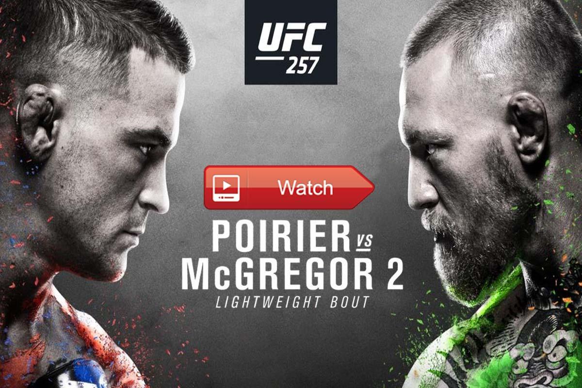 UFC 257 reddit