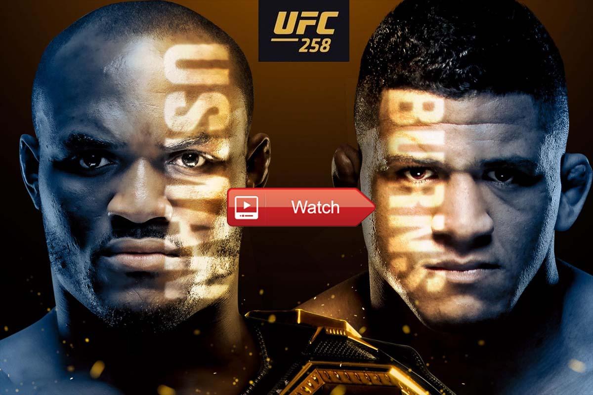 UFC 258 live stream reddit