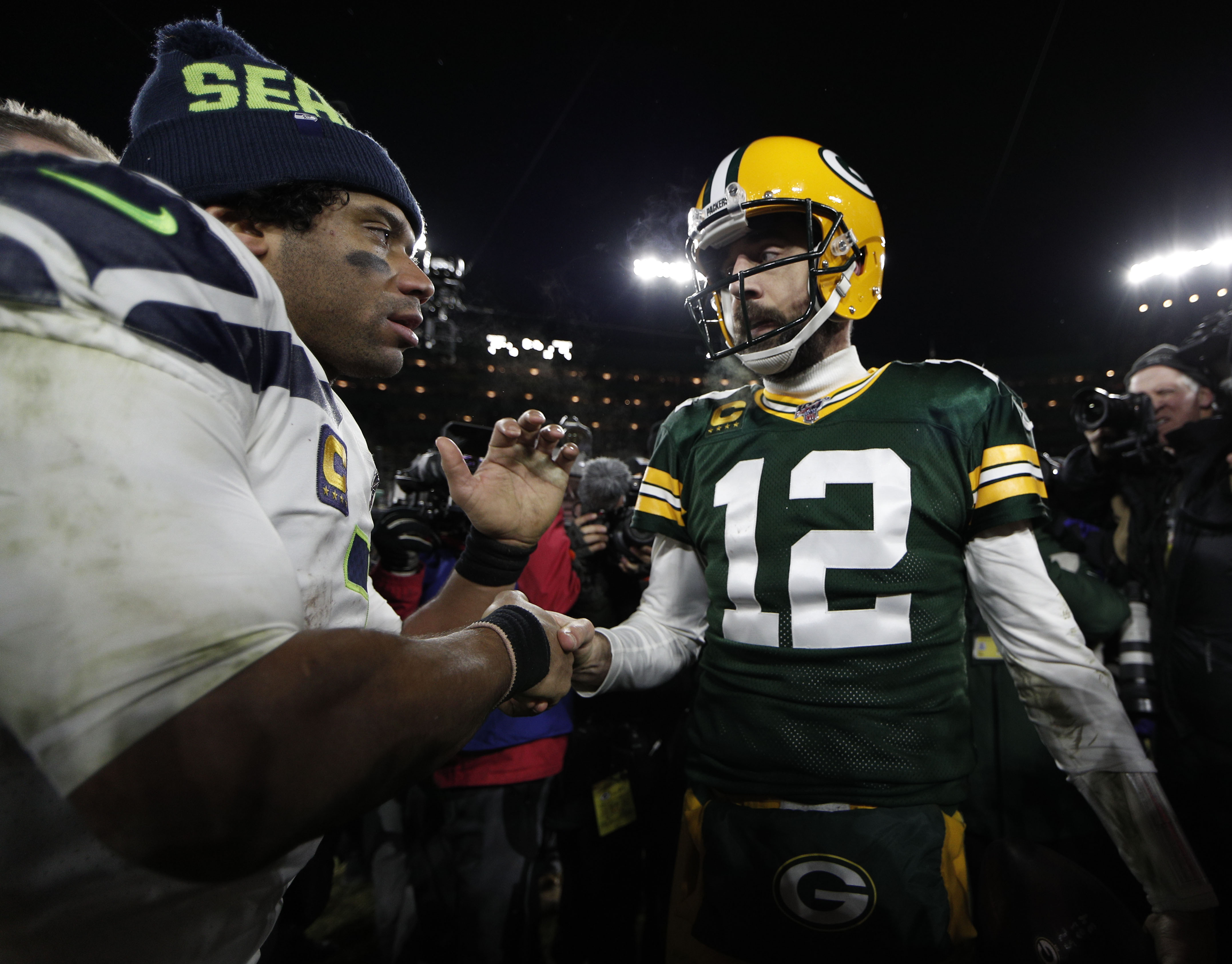 The Packers Have Excelled in the Cold in Home Divisional Playoff Games