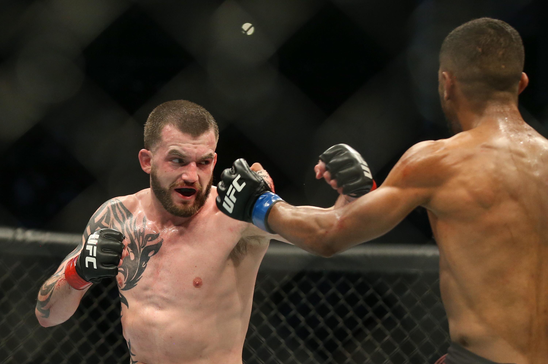 UFC Holloway vs Kattar Prelim Breakout Star: Austin Lingo