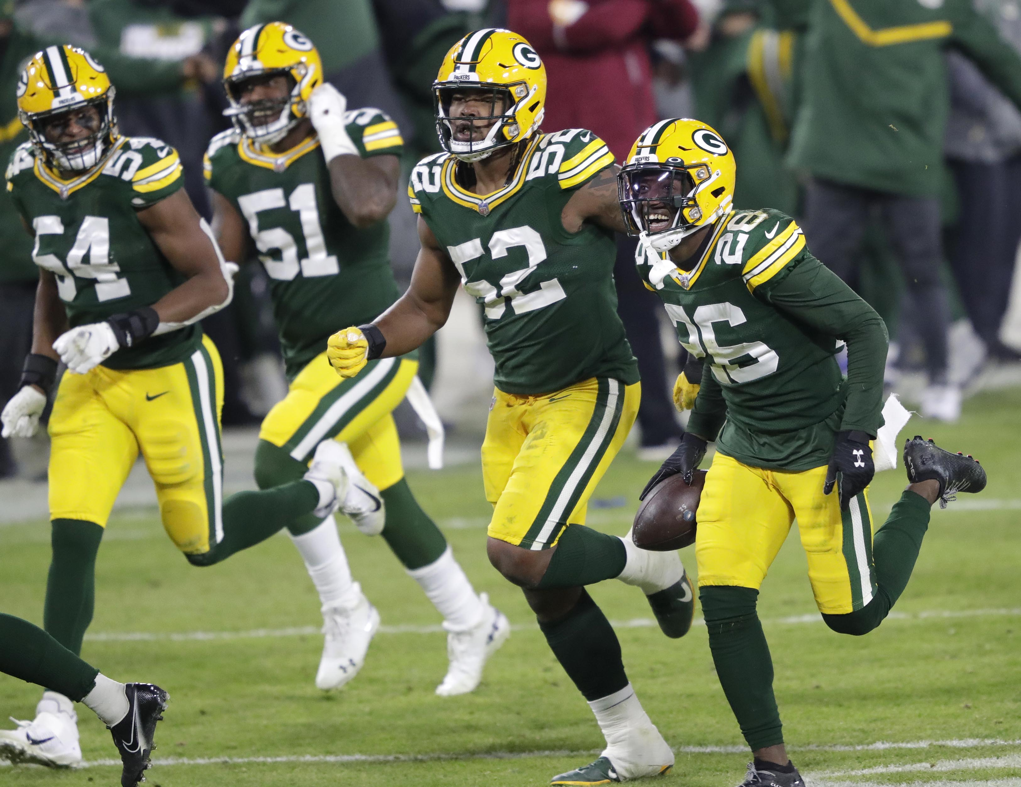 Analyzing the Packers Biggest Wins of 2020