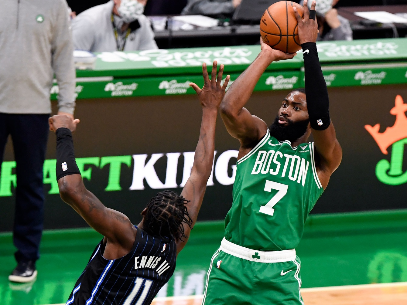 Rapid Recap: Celtics return, smoke Orlando and all is right in the world