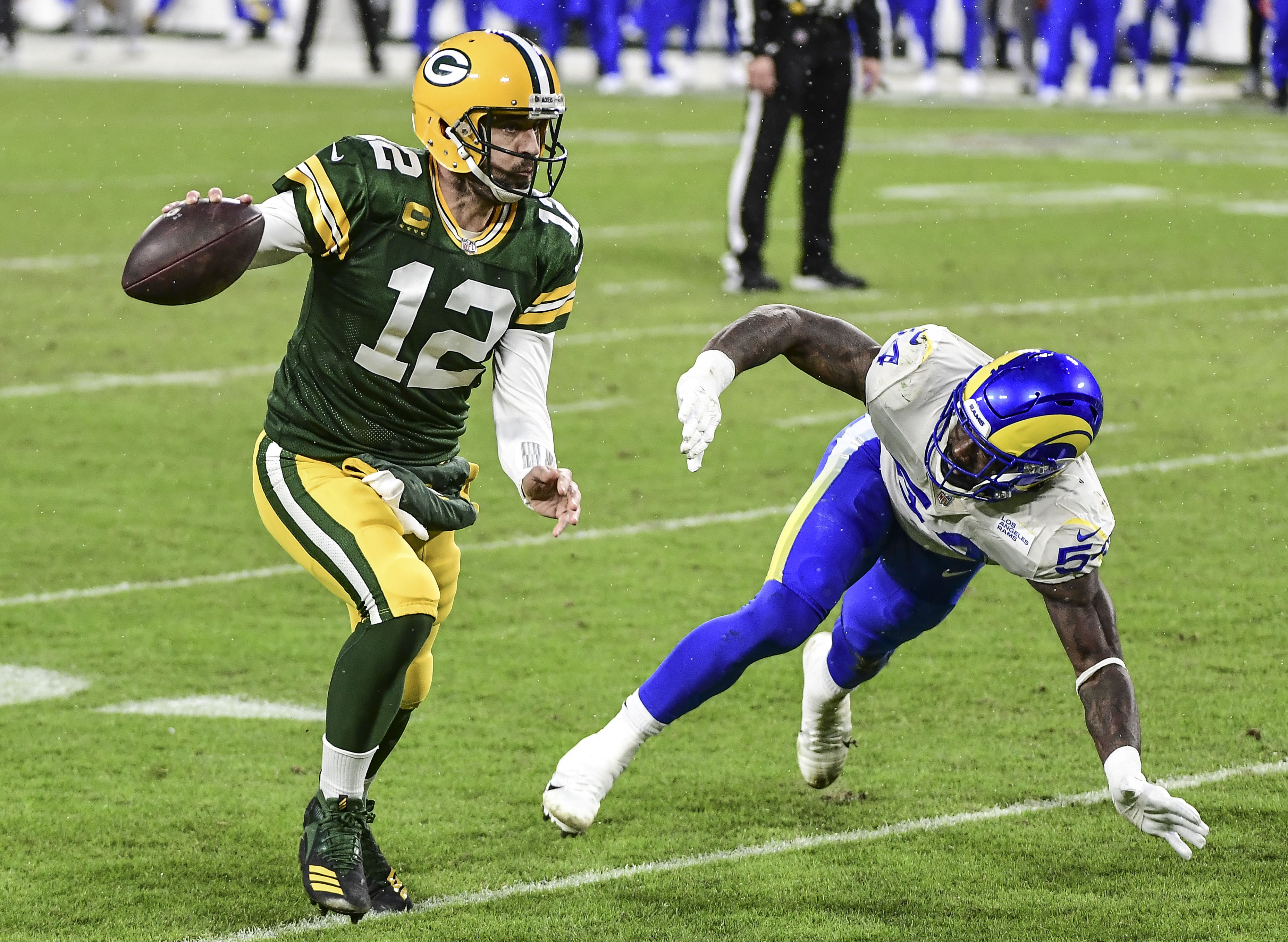 Ten Things We Learned from the Packers 32-18 Playoff Win Over the Rams