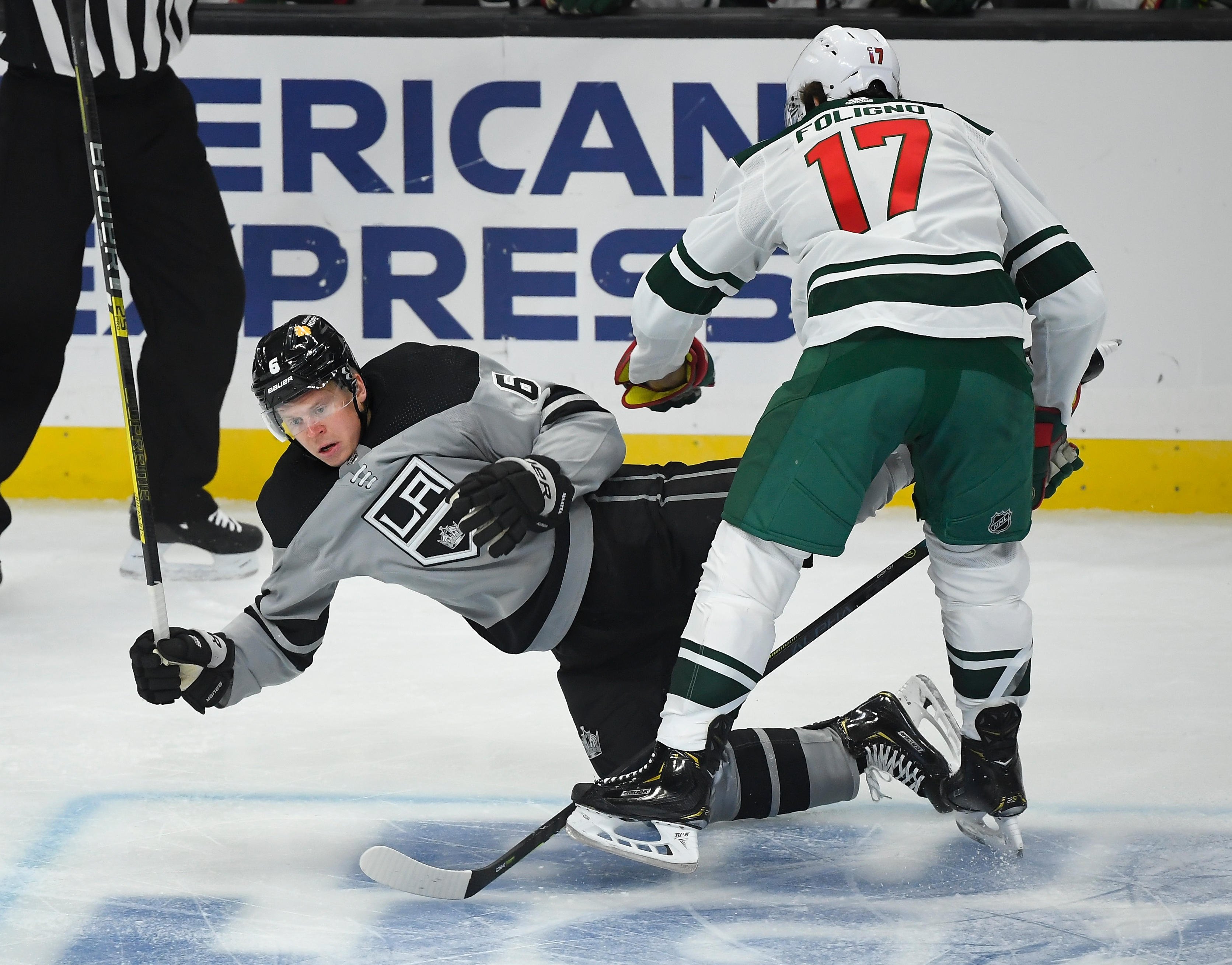 Game Preview: Minnesota Wild vs. Los Angeles Kings 1/28/21 @ 7:00PM CST at Xcel Energy Center