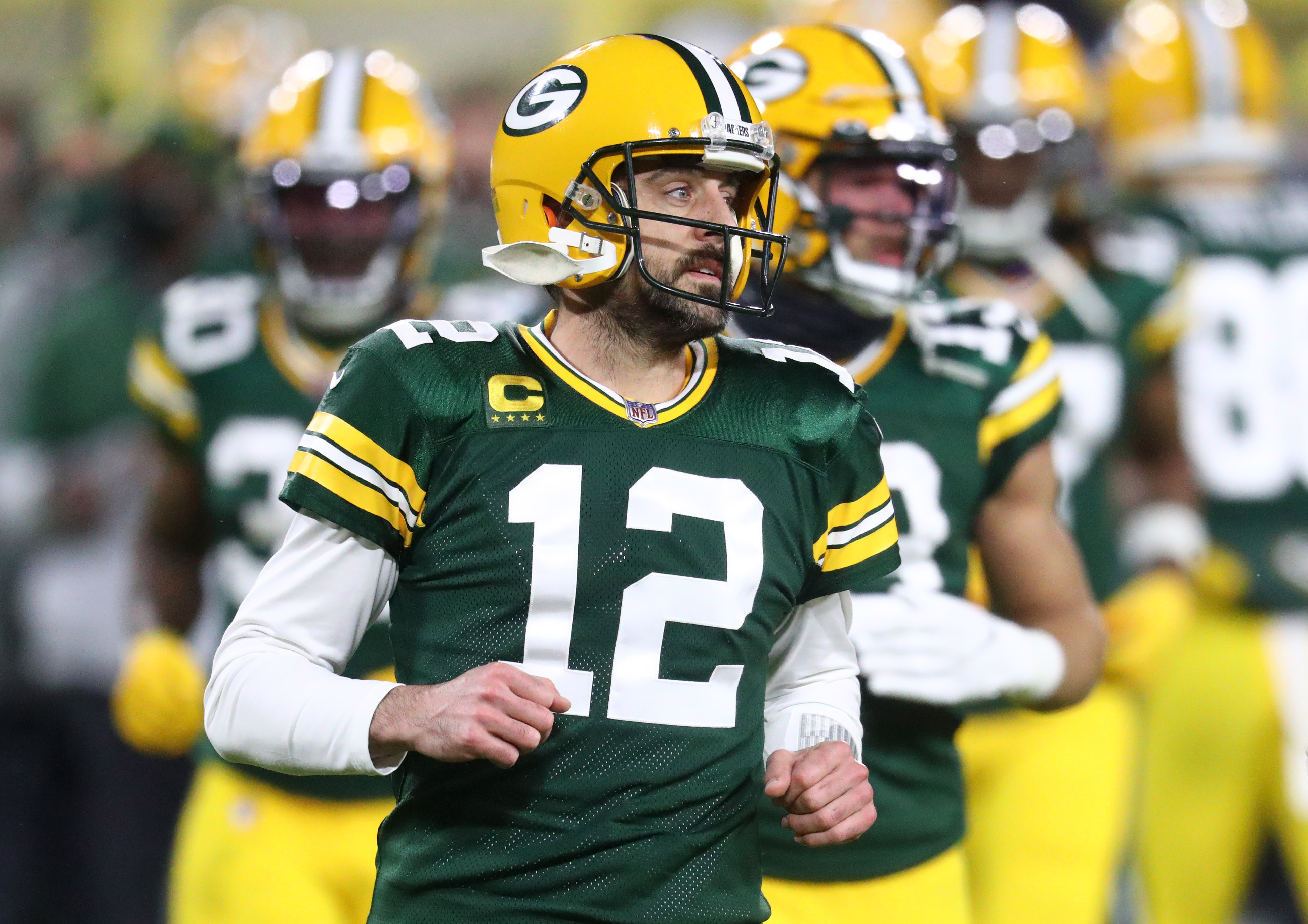 Don't Worry Packers Fans, Aaron Rodgers Isn't Going Anywhere