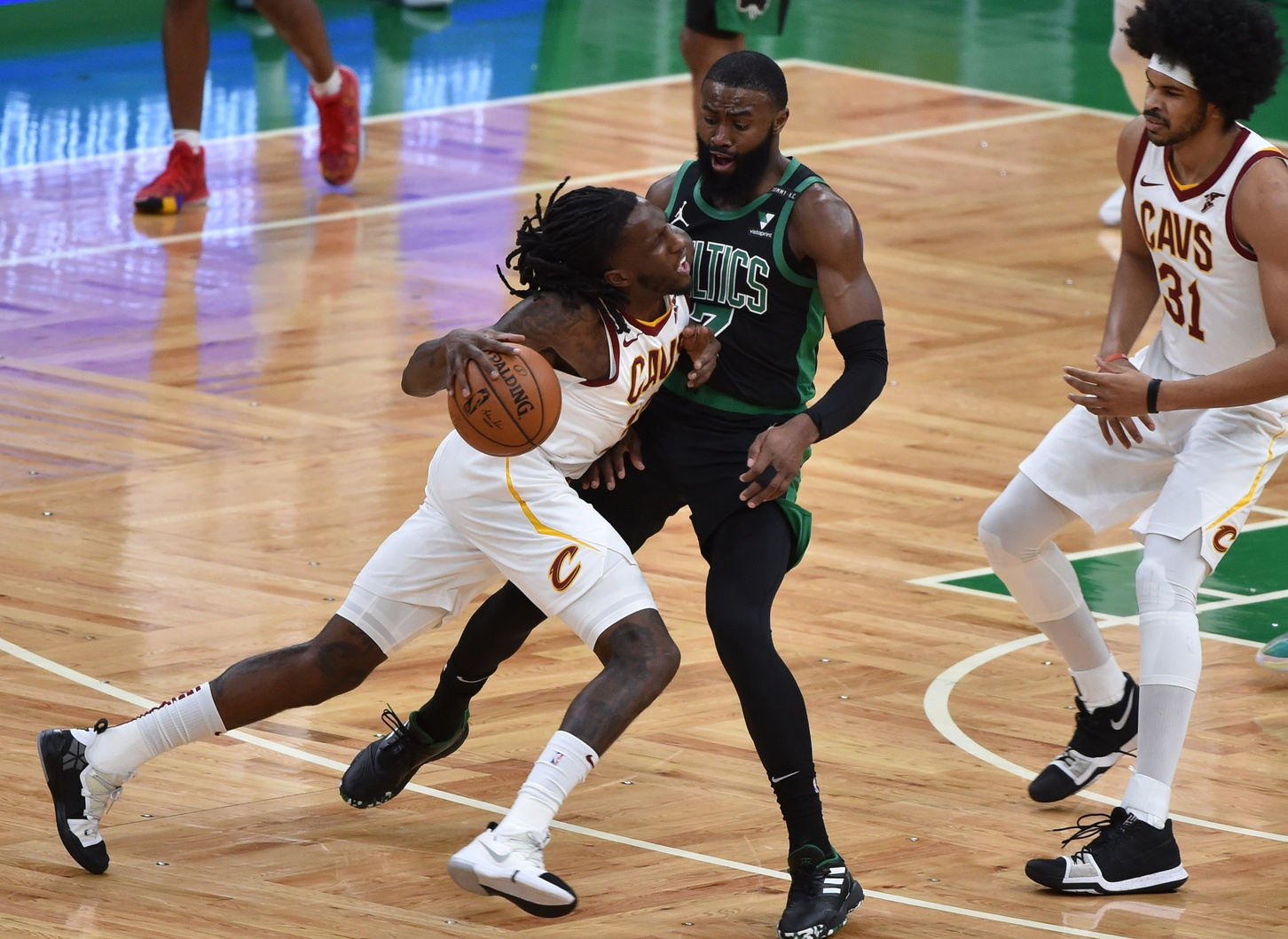 Rapid Recap: Celtics snap losing streak by laying waste to Sexland and the Cavs