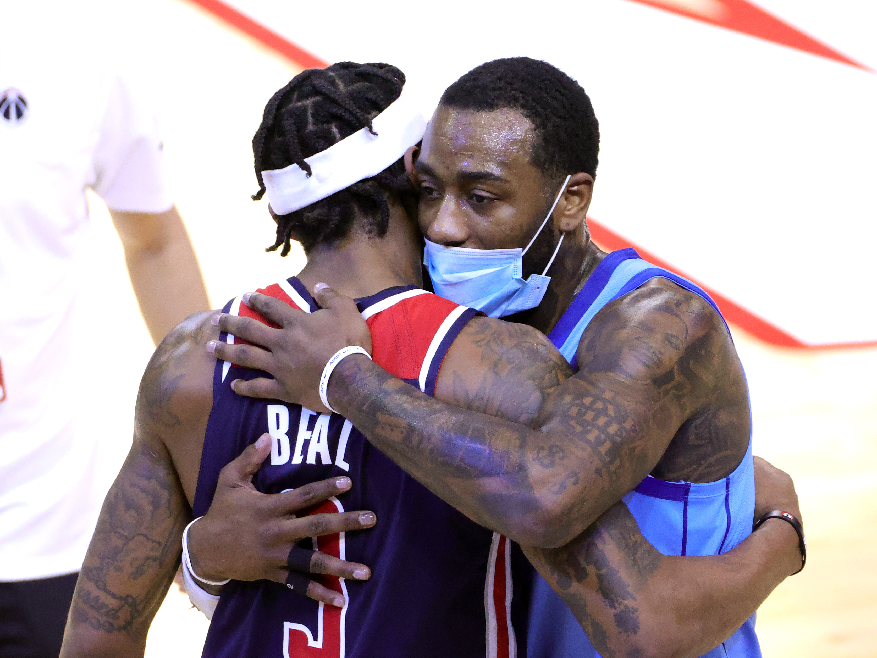 After falling to John Wall, Bradley Beal knows he has to be better