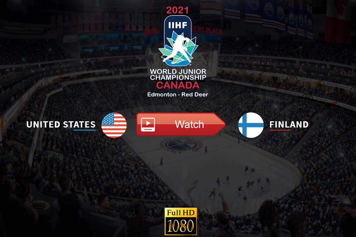 The Finals Canada vs. USA: IIHF World Juniors 2021 Live Stream Free Hockeystreams - Full HD, Start Time, Live Score Updates, Reddit Coverage, and Highlights Videos