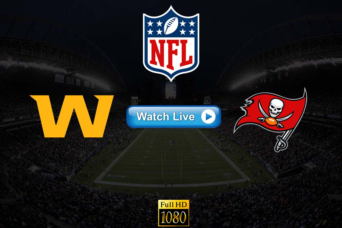 NFL Playoffs 2021: Washington vs Buccaneers Crackstreams Live Stream Reddit - Watch Washington vs Buccaneers Online Buffstreams, Youtube, Time, Date, Venue and Schedule for Super Wild Card weekend Football