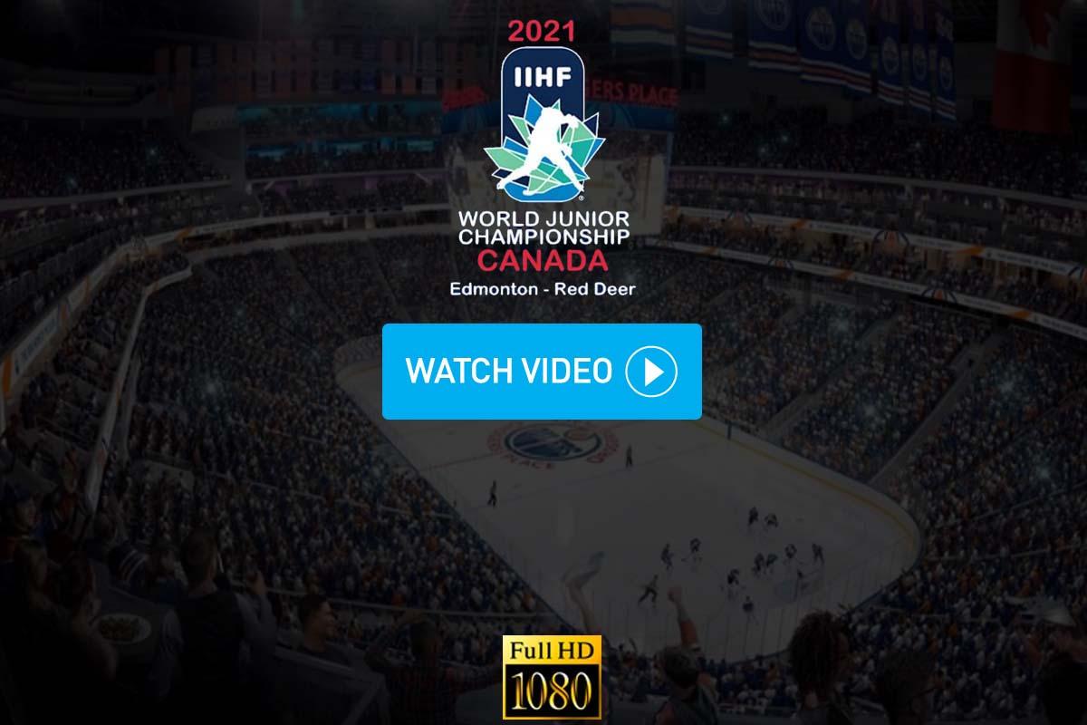 IIHF World Juniors Semifinals live streaming