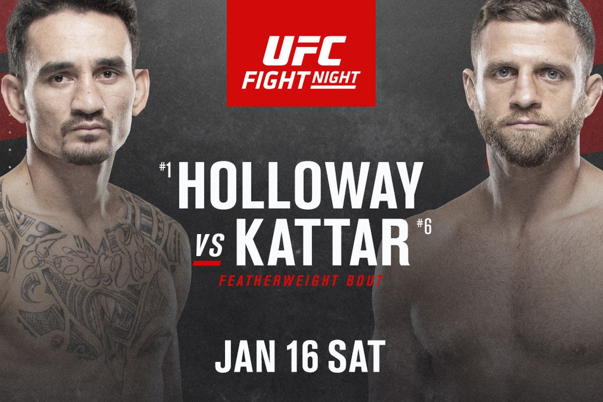 MMA Gambling Podcast - Episode 10 - Holloway vs Kattar Preview & Picks
