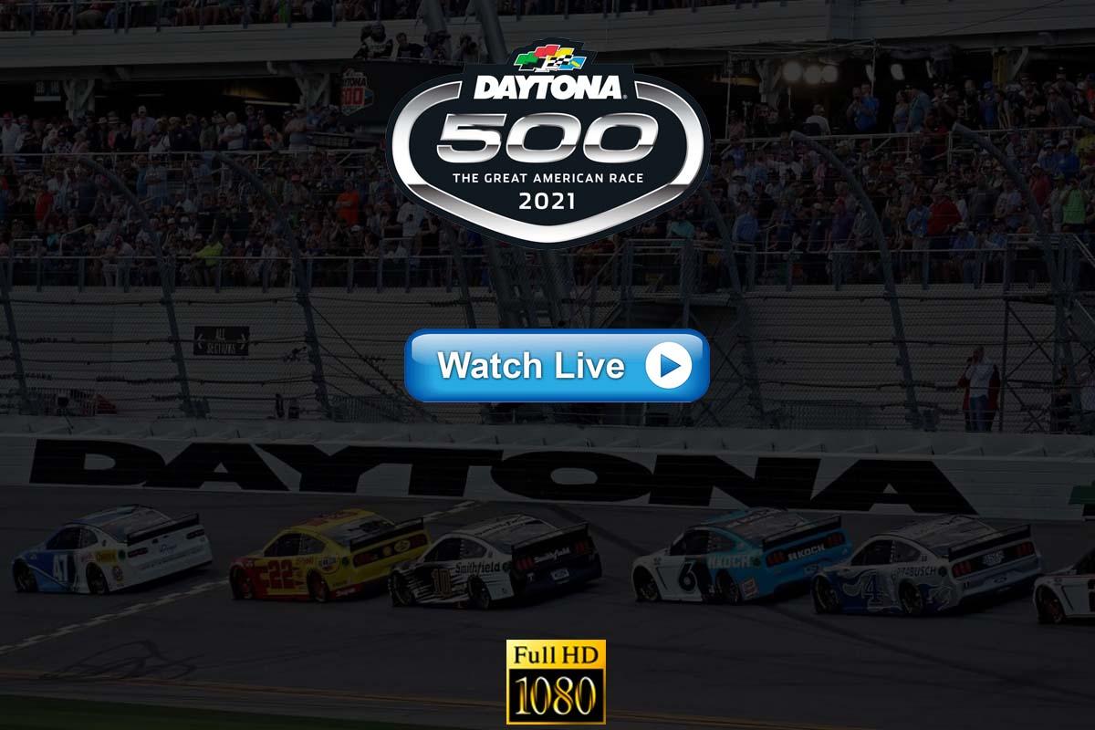 2021 Daytona 500 Live Streaming Reddit