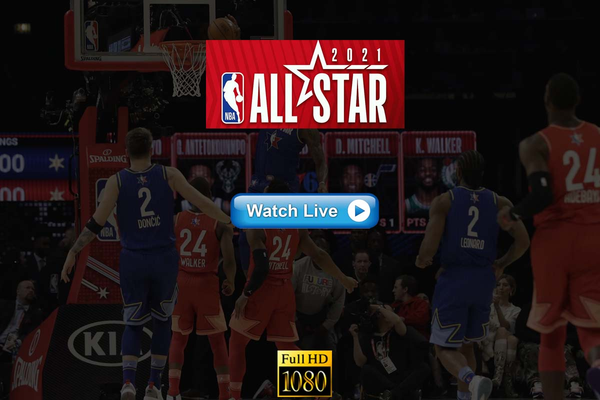 2021 NBA All-Star Game live stream Reddit