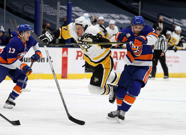 RECAP 20: Backs against the wall; Sleepy Pens lose to Isles 2-0