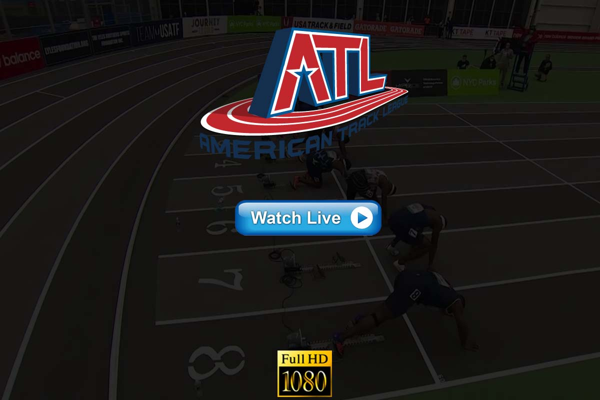 American Track League 4 live streaming