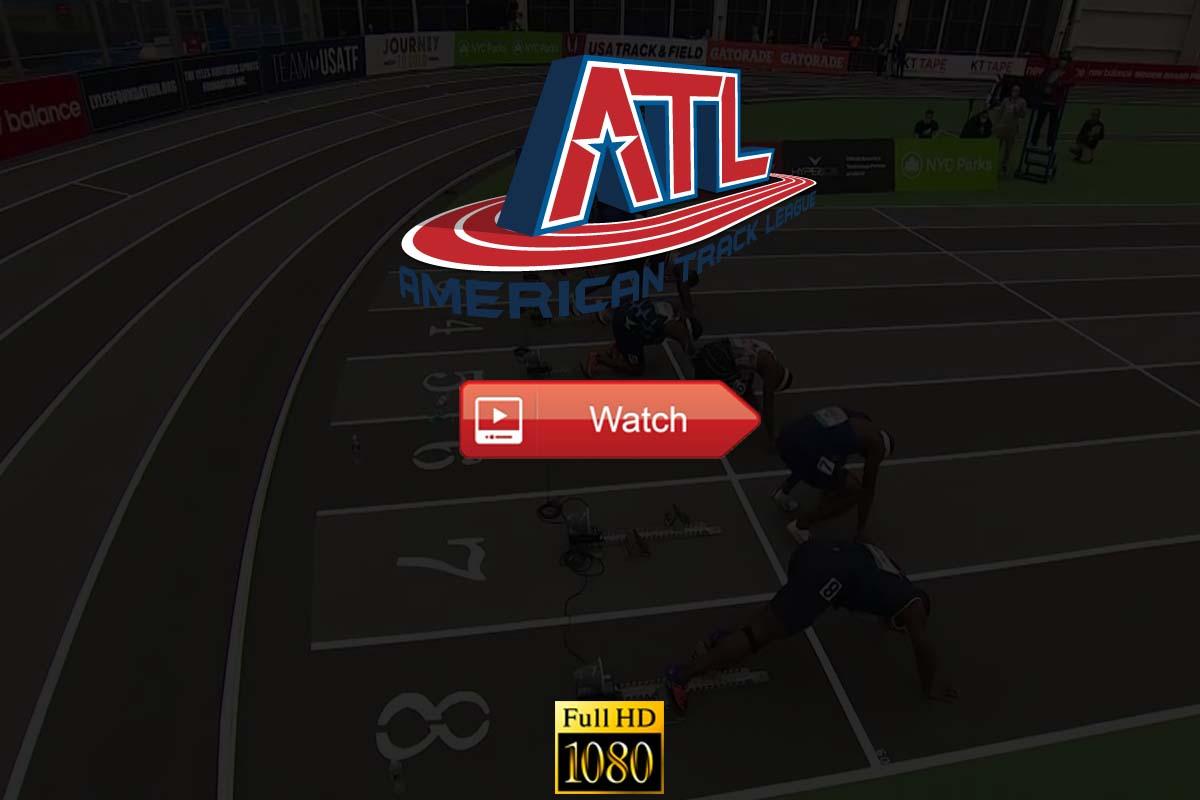American Track League live stream