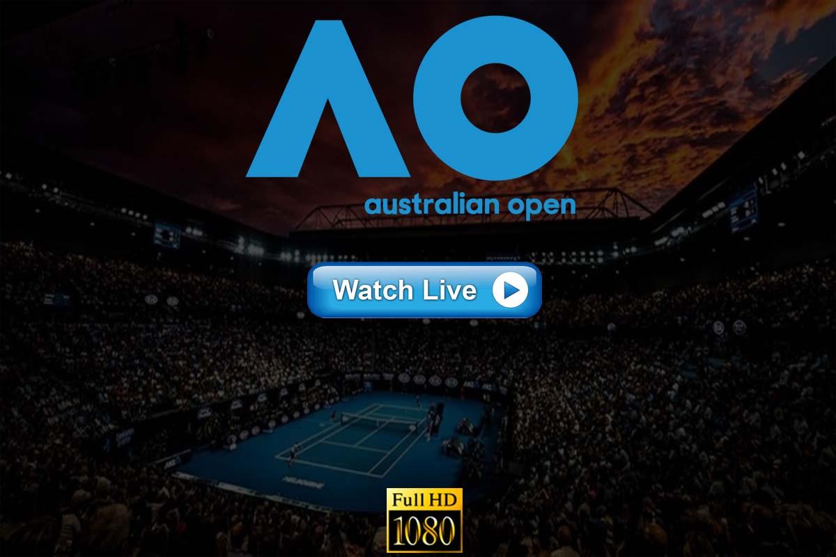 Tennis Australian Open Live Stream