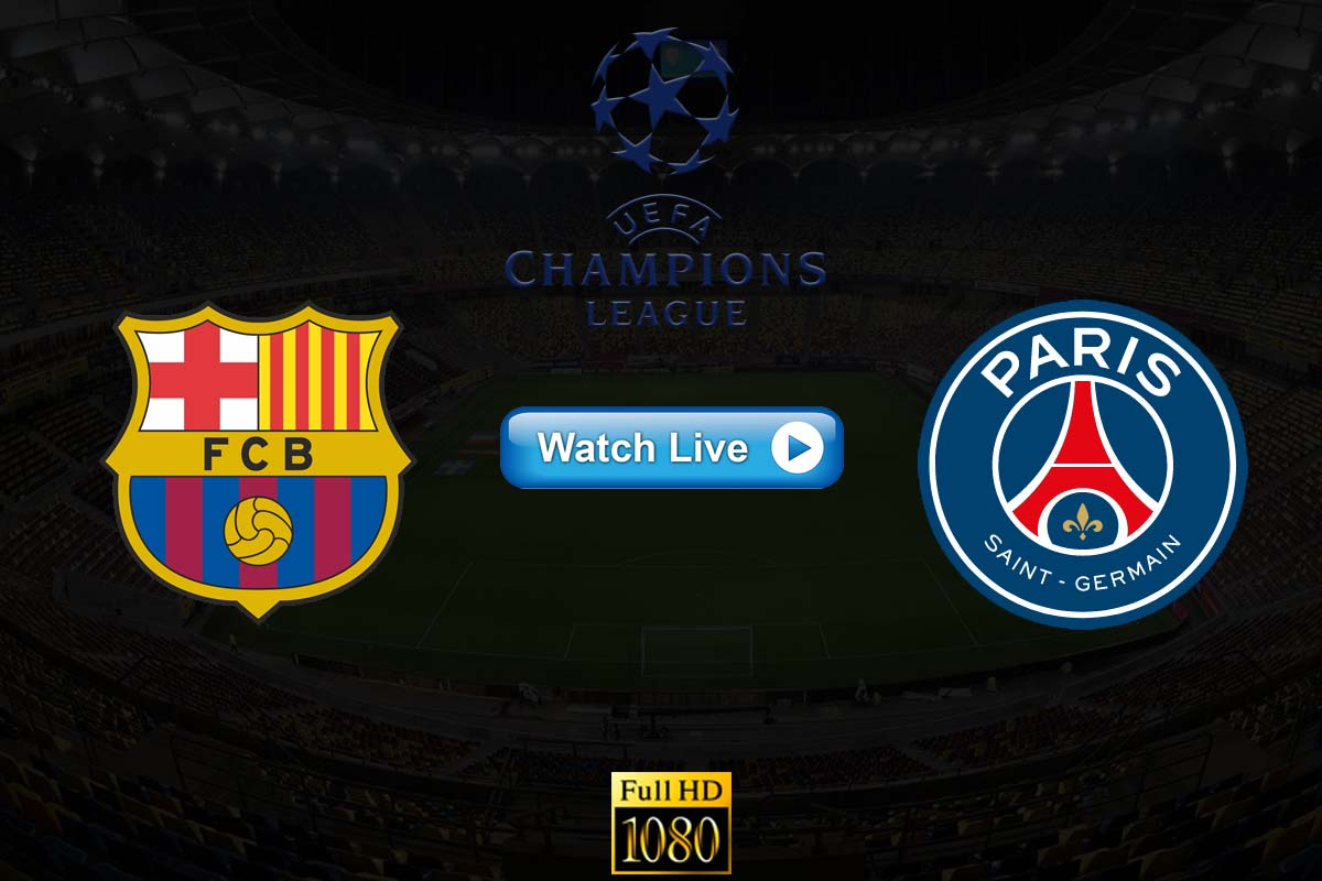 Totalsportek Barcelona Vs Psg Reddit Live Stream Crackstreams Watch Barcelona Vs Psg Twitter Youtube And Twitch The Sports Daily