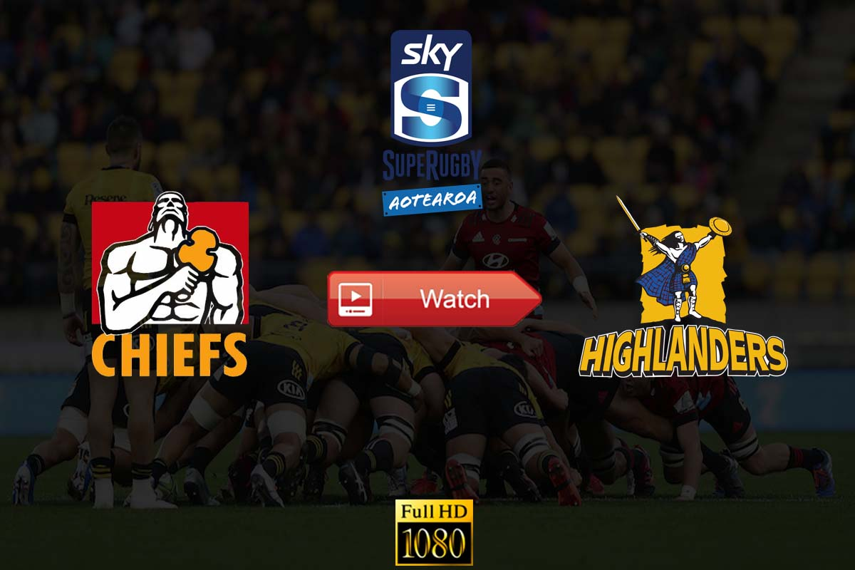 Chiefs vs Highlanders live stream reddit