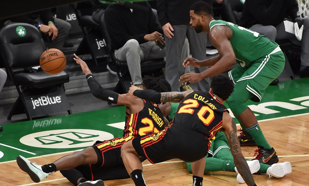 Rapid Recap: Celtics can't stop Hawks, suffer another bad loss, 122-114