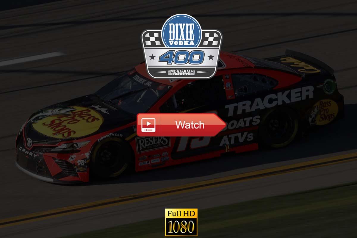HD NASCAR Streams: Watch 2021 Dixie Vodka 400 Live Streaming Reddit Free Online