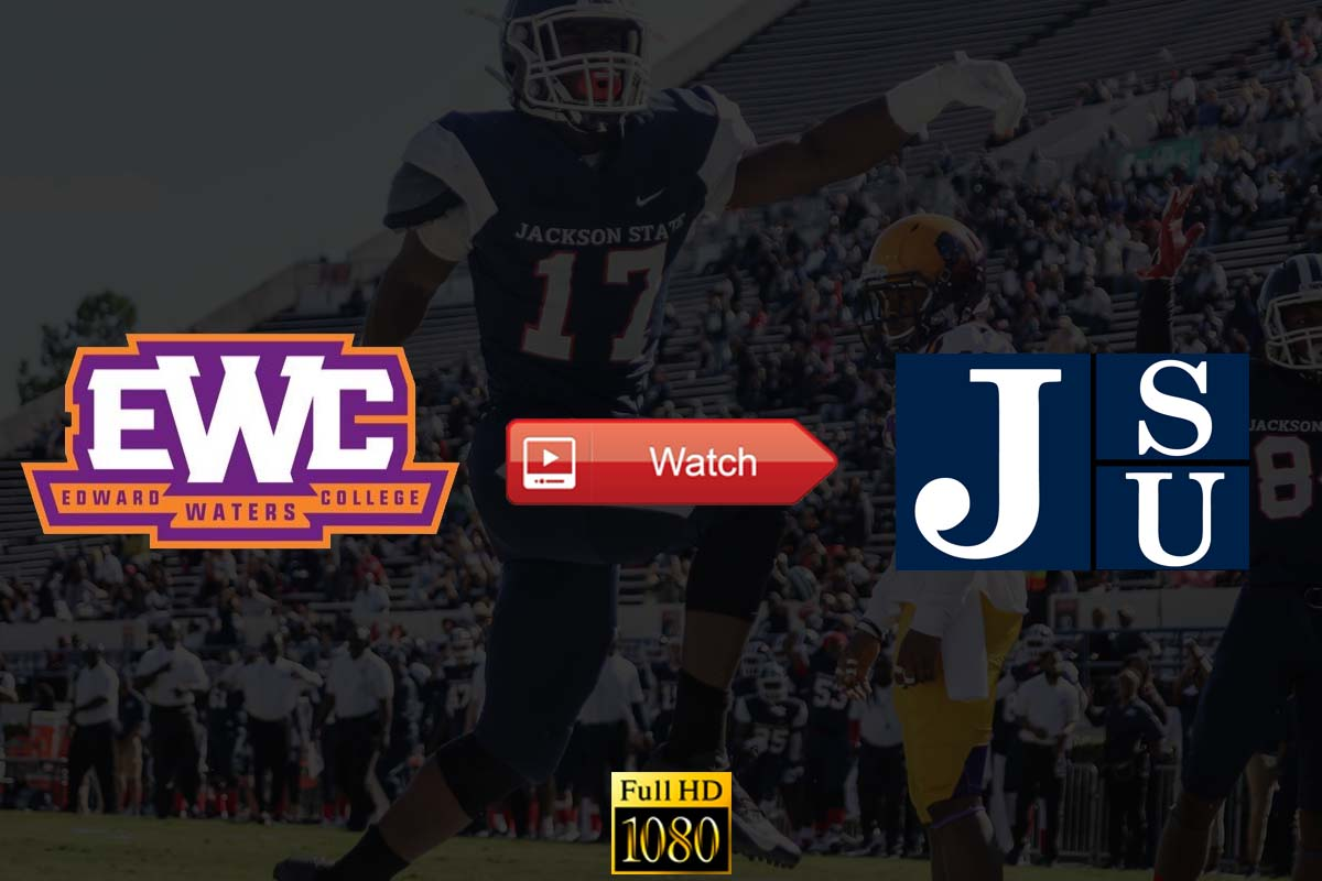 Edward Waters vs. Jackson State live stream