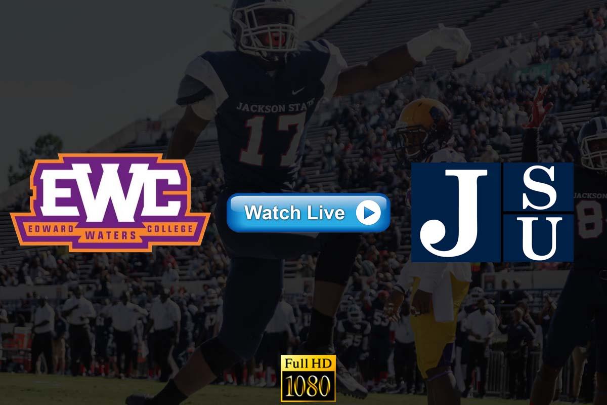 Edward Waters vs. Jackson State live streaming reddit