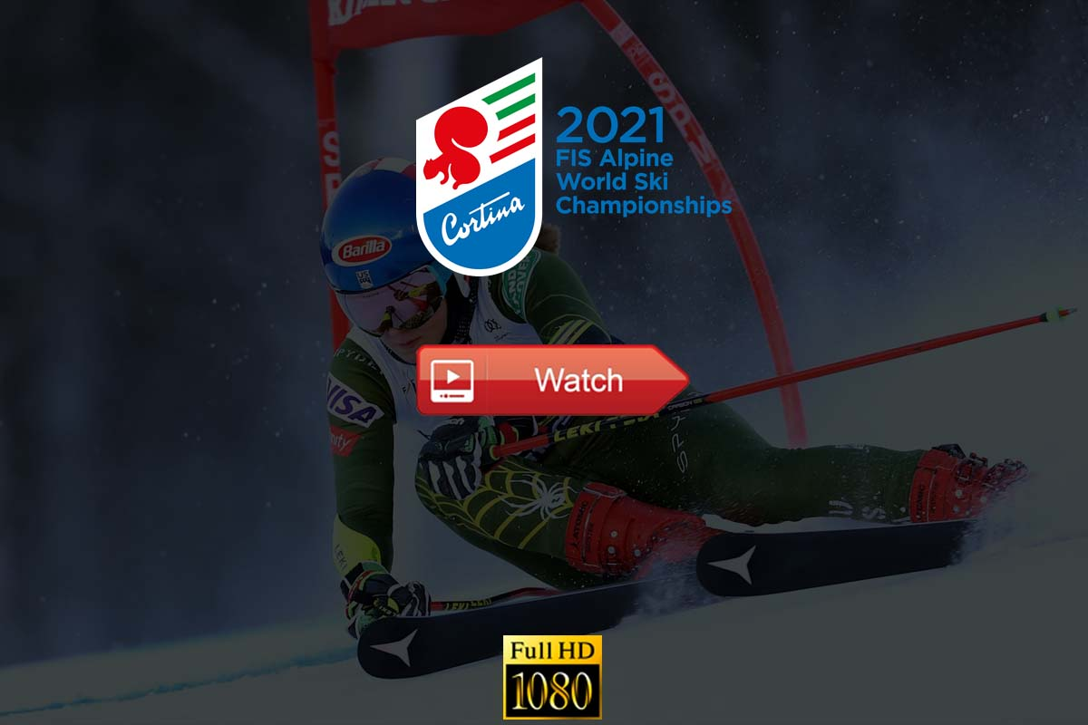 FIS Alpine World Ski Championships live stream Reddit