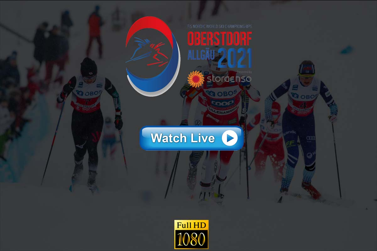 Nordic World Ski Championships live streaming
