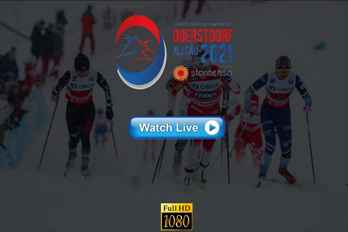 Nordic World Ski Championships live streaming