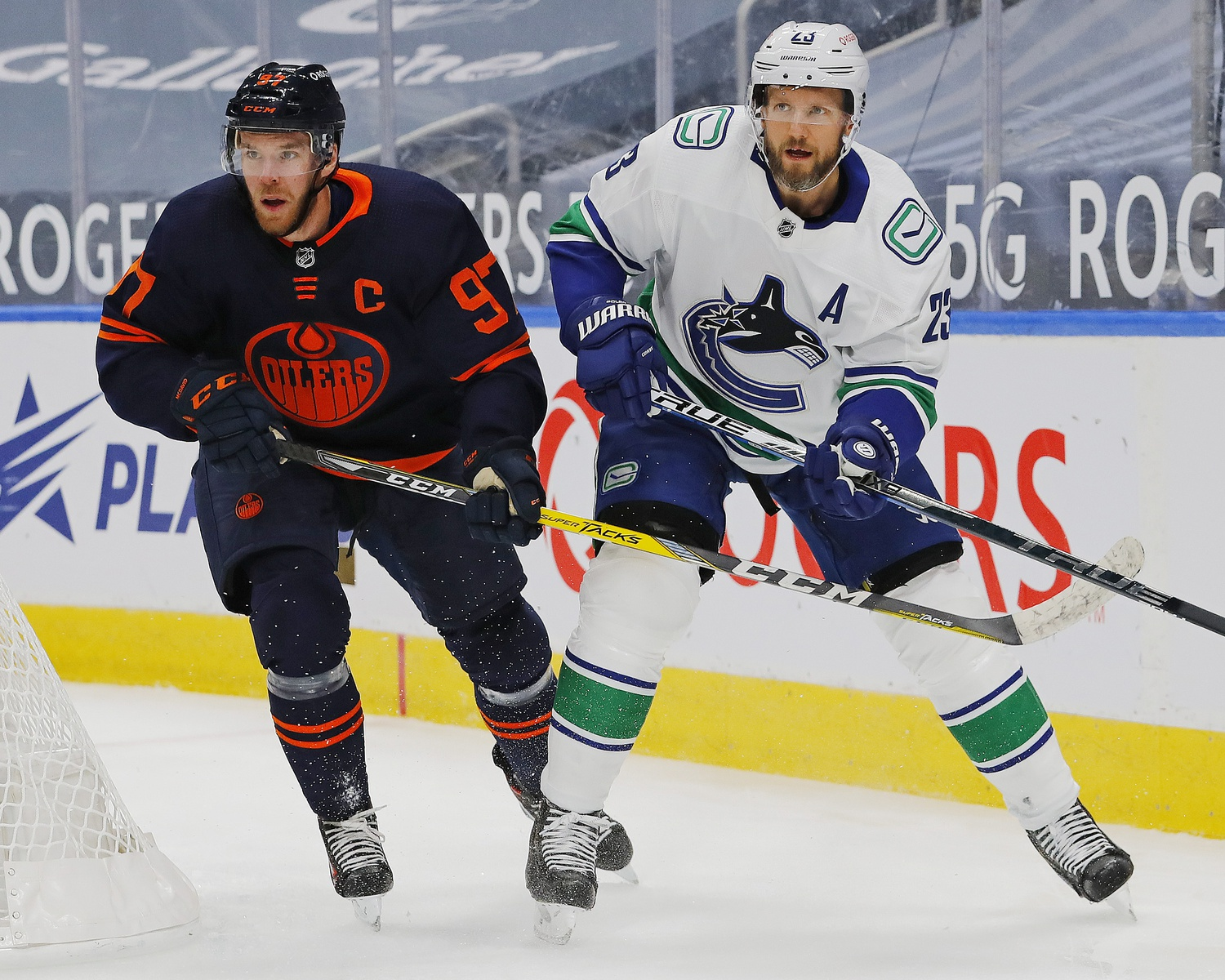 Oilers Gameday: @ Canucks