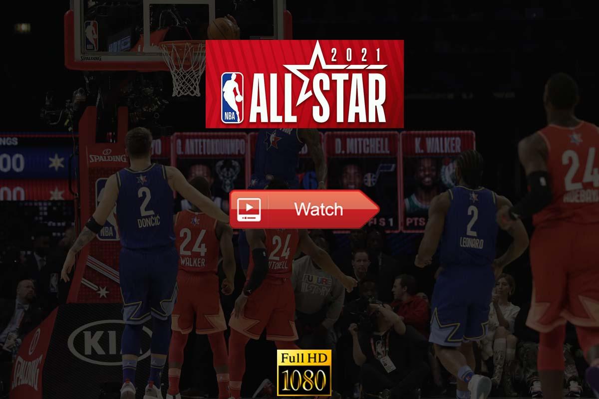 NBA All-Star Game live stream reddit